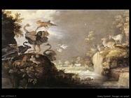 Savery Roelandt Paesaggio con animali