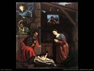 Savoldo Giovanni Girolamo Adorazione dei pastori