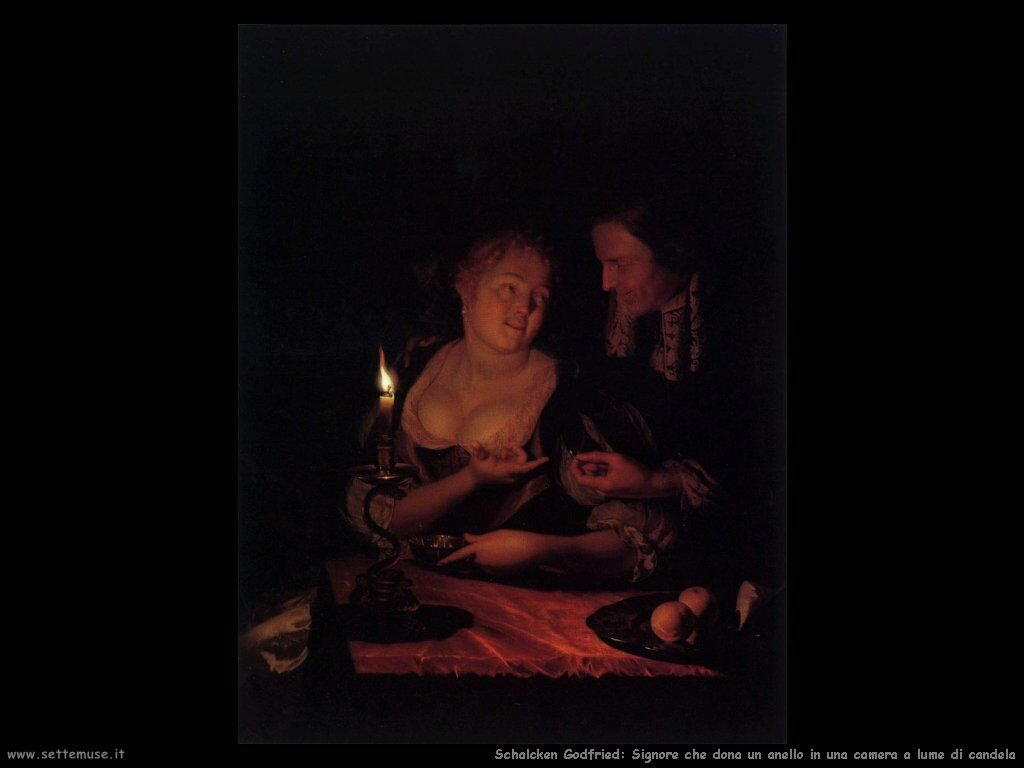 Schalcken Godfried