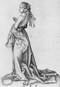 Illustrazione di Martin Schongauer