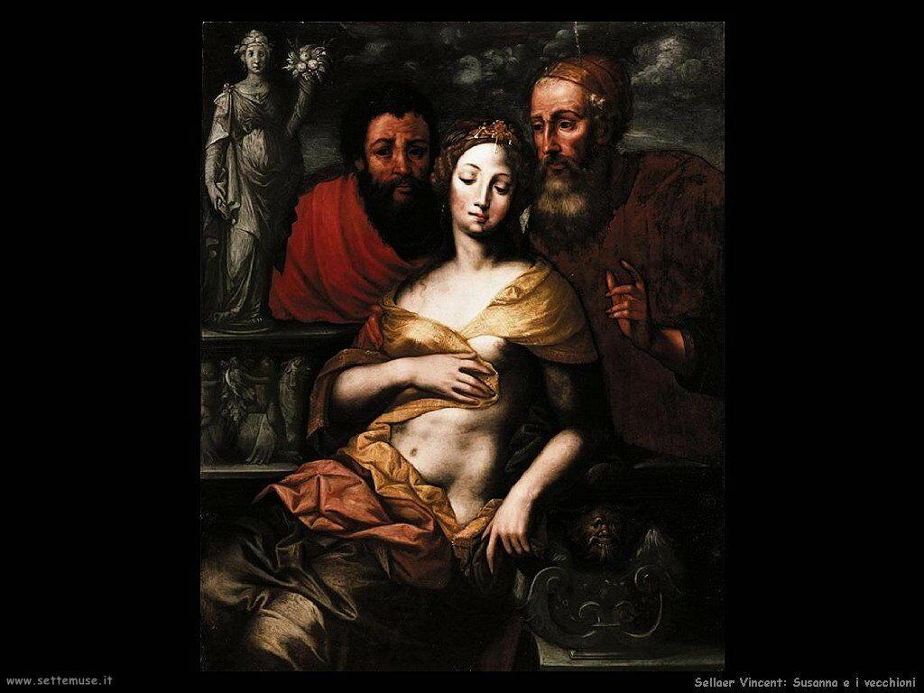Sellaer Vincent Susanna ed i vecchi