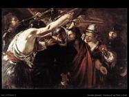Serodine Giovanni Separazione di San Pietro e San Paolo