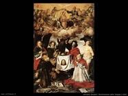 Serodine Giovanni La Vergine con santi