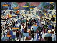 Severini Gino Il Boulevard  (1911)