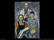 Severini Gino La famiglia di Severini