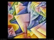 Severini Gino Ballerina, elica, mare (1915)