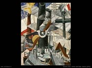 Severini Gino Sintesi dell'Idea: Guerra (1914)