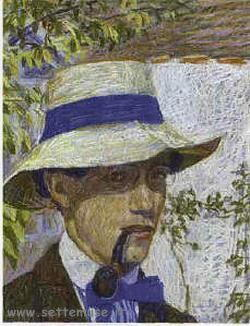 Ritratto di Gino Severini
