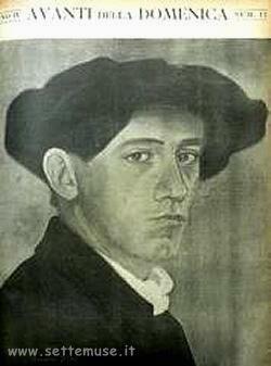 Autoritratto di Gino Severini