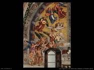 Signorelli Luca - gli eletti chiamati in Paradiso