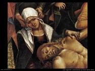 Signorelli Luca - lamentazione sul Cristo morto