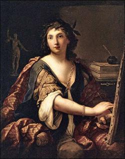 Pittura di Elisabetta Sirani