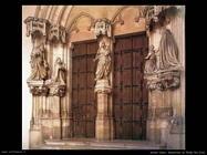 Sluter Claus Memoriale a Filippo l'audace alla Certosa di Champmol