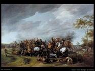 Snayers Pieter Uno scontro di cavalleria
