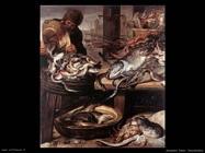 Snyders Frans Il pescivendolo