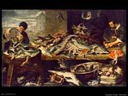 Snyders Frans Bottega del Pesce