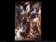Solimena Francesco San Bonifacio riceve il gonfalone