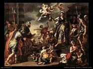 Solimena Francesco Giuditta e Oloferne  (1630)