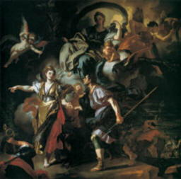 Pera di Francesco Solimena