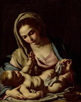 Dipinto di Francesco Solimena