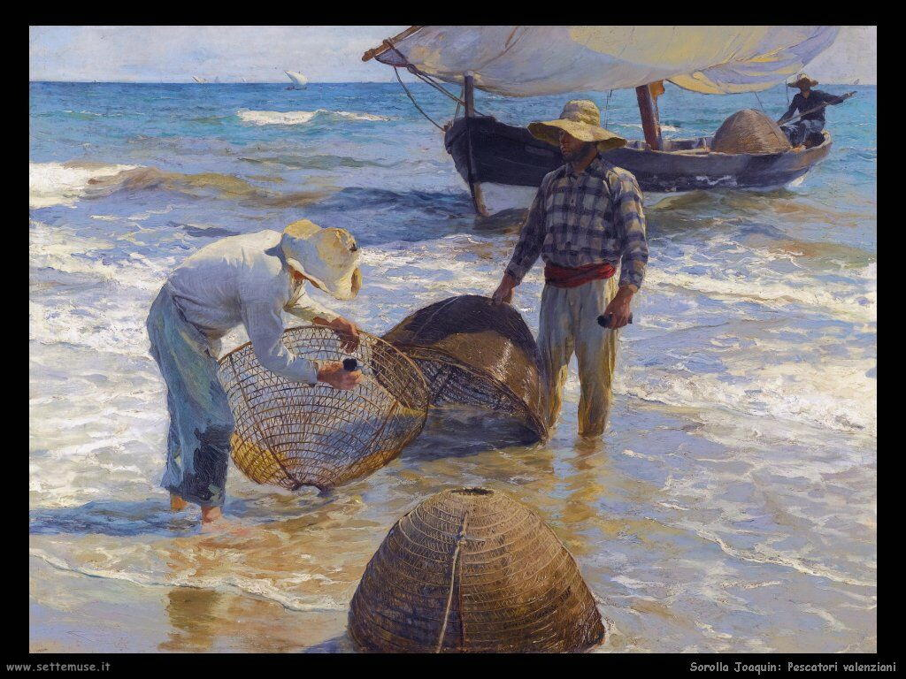 Pescatori valenziani