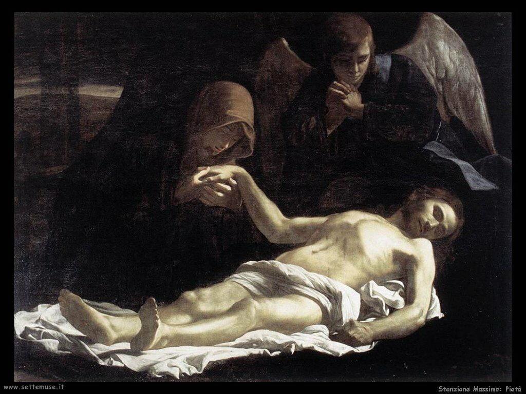 Stanzione Massimo Pietà