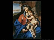 Stanzione Massimo Vergine con Bambino