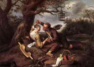 Pittura di Jan Steen