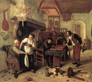 Dipinto di Jan Steen
