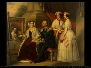 Stieler Karl Joseph Ritratto di famiglia di Duca Joseph