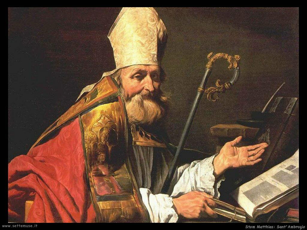 Stom Matthias Sant' Ambrogio
