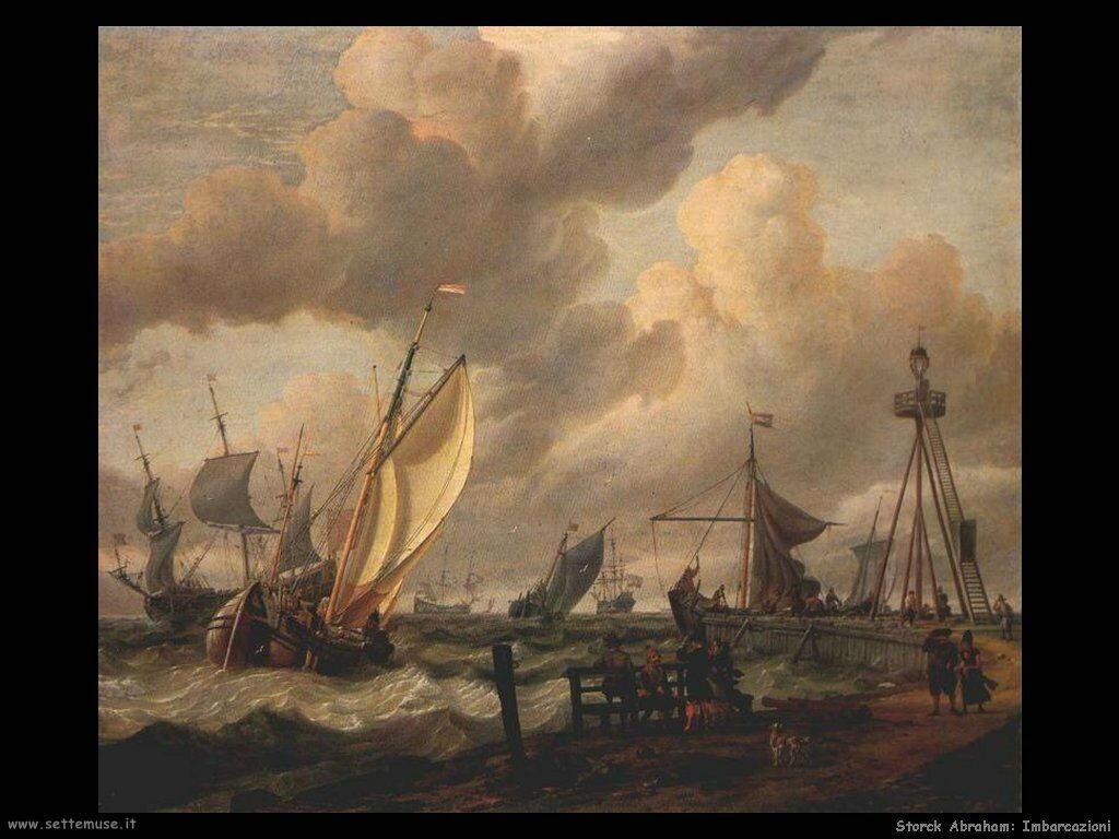 Storck Abraham Imbarcazioni