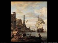 Storck Abraham Porto del Mediterraneo