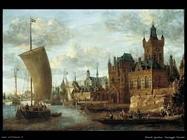 Storck Jacobus Paesaggio fluviale