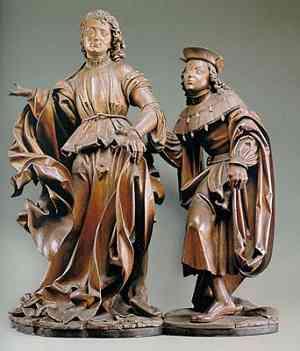 Statua di Veit Stoss