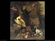 Stranover Tobias Natura morta con statuetta e conchiglia