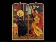 Strigel Bernhard Annunciazione