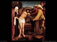 Strigel Bernhard Spogliazione di Cristo