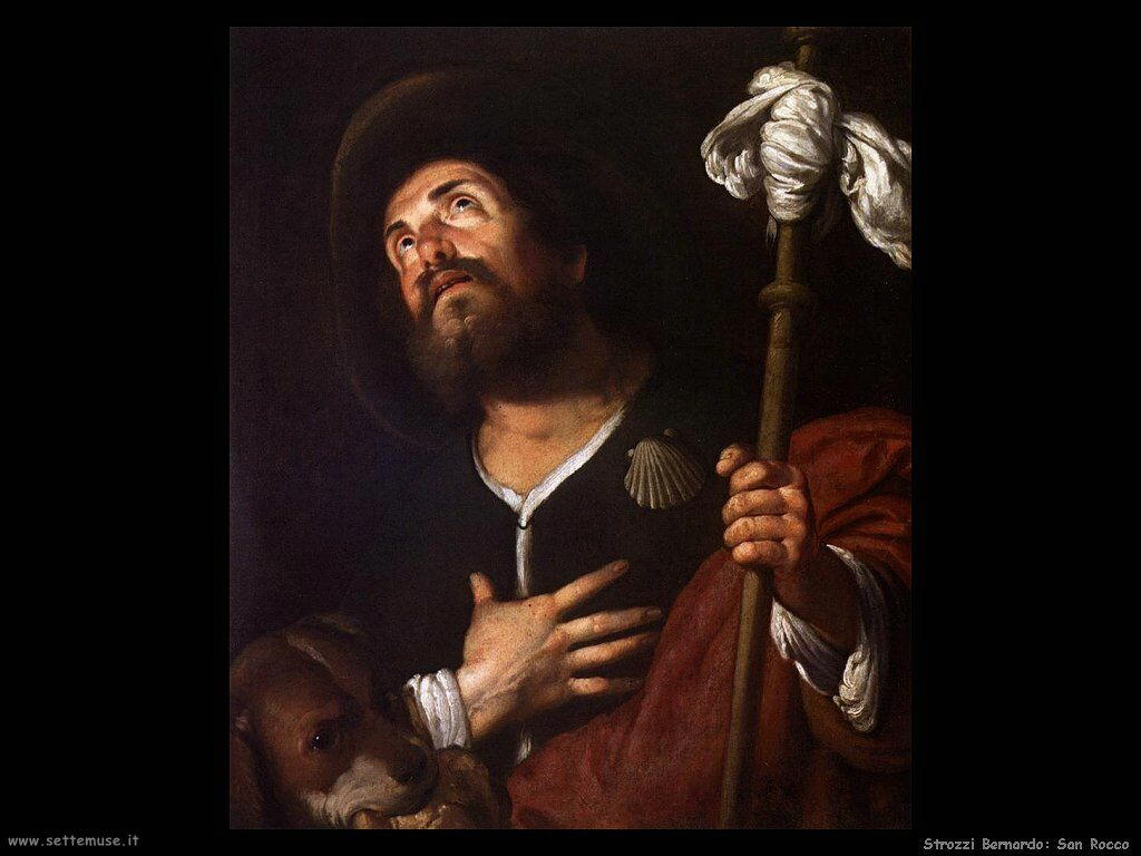 Strozzi Bernardo San Rocco