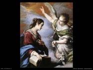 Strozzi Bernardo L'Annunciazione