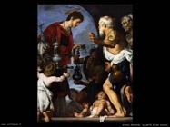 Strozzi Bernardo La carità di san Lorenzo