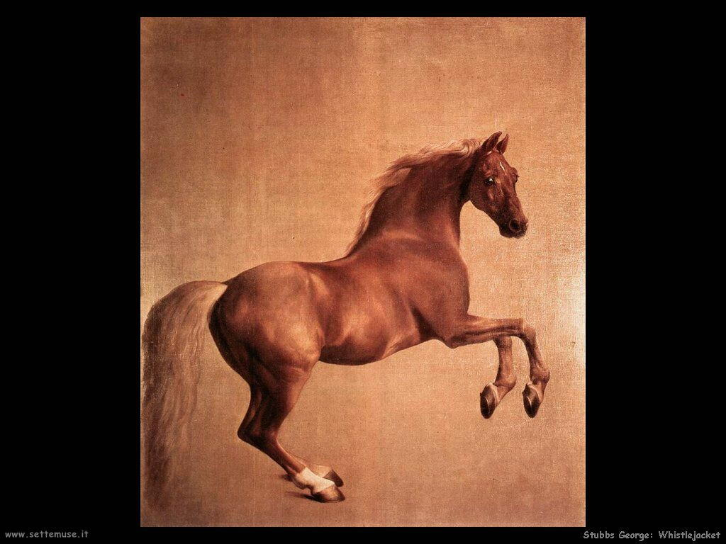 Whistlejacket Stubbs George