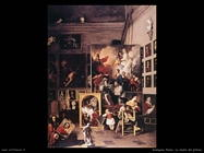 Subleyras Pierre Studio del pittore