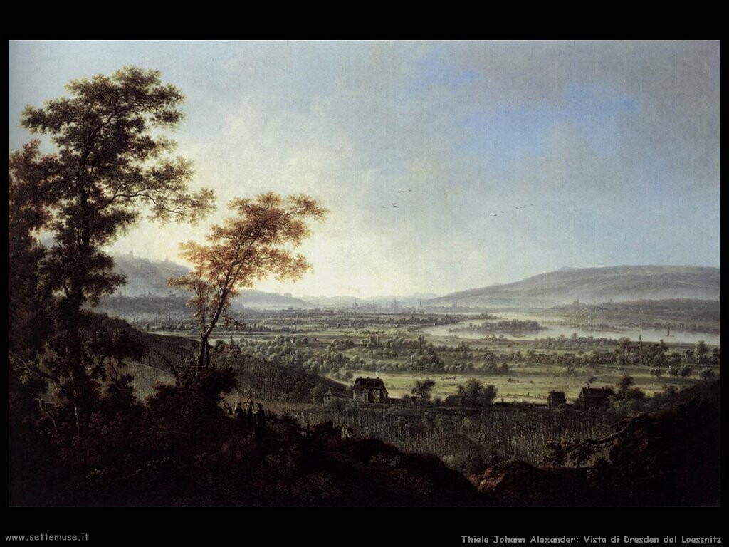 Thiele Johann Alexander