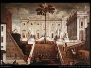 Tassi Agostino Competizione sul colle Capitolino (1630)