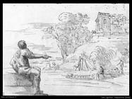 Tassi Agostino Vista sull'Acqua Acetosa Roma