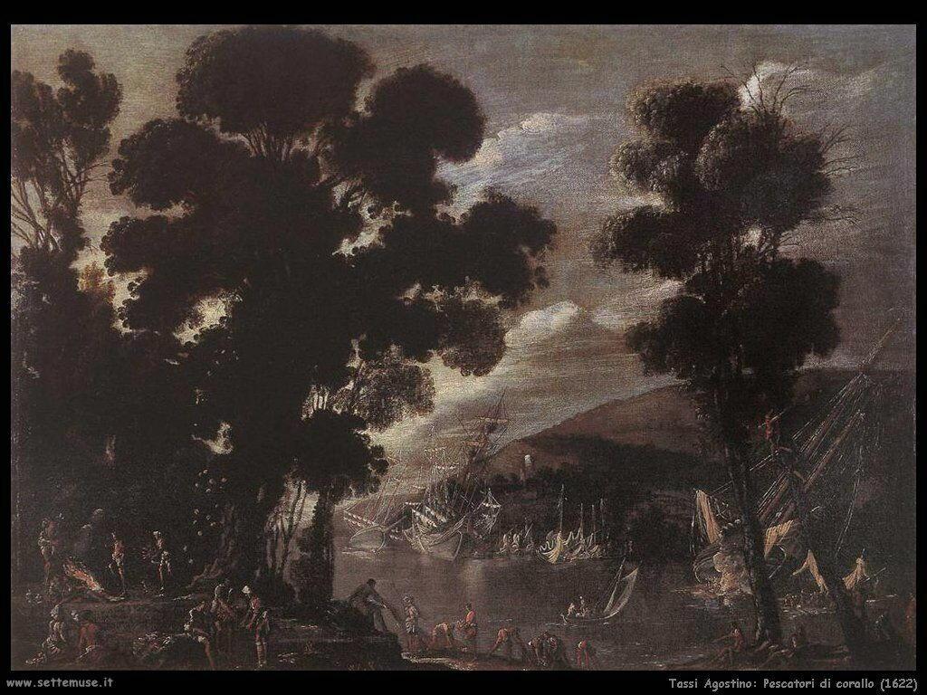 Tassi Agostino Pescatori di corallo (1622)