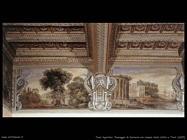 Tassi Agostino Paesaggio con tempio della sibilla di Tivoli (1625)