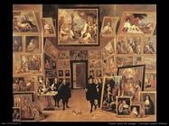 Teniers David the Youngers Arciduca Leopold Wilhelm