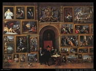 Teniers David the Youngers Arciduca Leopoldo Guglielmo d'Austria